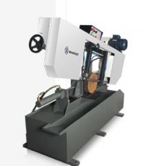 Hydraulic Clamping and Lifting Band Saw Machine