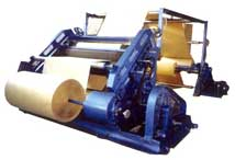 High Speed Single Face Oblique Type Corrugating