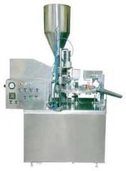 Automatic Tube Filling & Sealing Machine