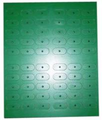 Ceramic Counter Sealing Plate