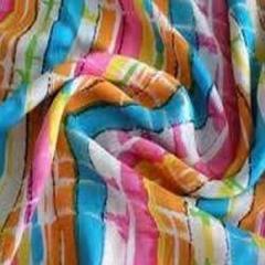 Georgette Silk Fabric