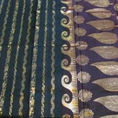 Kora Silk Jari Work Sarees