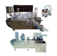 Cup/Tray Filling Machine