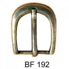 Oval Buckle