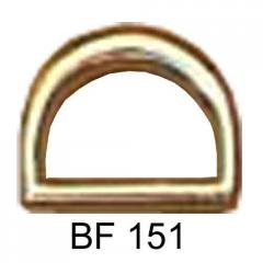 D Shaped Buckle For Ladies Bags