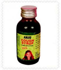 Anju Cough Syrup - With Tulsi