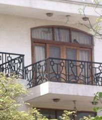 Elegant Balcony Railings