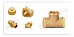 Brass Forged Component