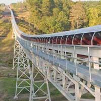 Belt Conveyor Structure