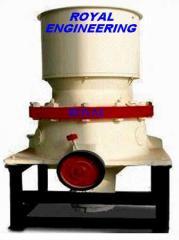 Royal Hydraulic Cone Crushers