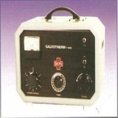 Physiotherapy machines - Shortwave diathermy