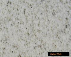 Chittor White Granite