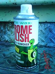 Rust Remover Chemical