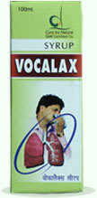 Vocalax Syrup