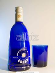 Liquor and Spirit bottles