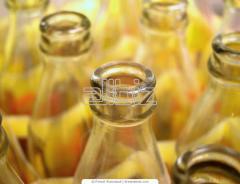 Jars, Glass Bottles for Oil, Milk