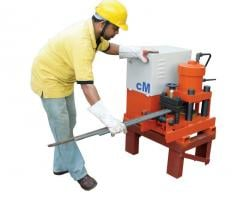 Reinforcing Steel Cutting Machine - V Series