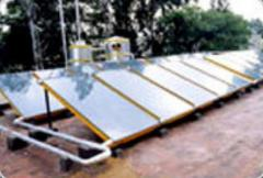 Solar Water Heaters Industrial