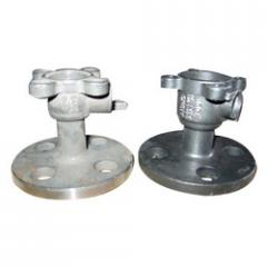 Investment Casting Two Piece Ball Valve Body