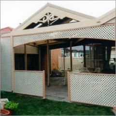 Veranda lattice