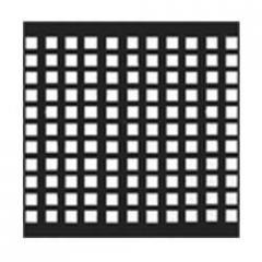 Heavy Metal Perforated Sheets