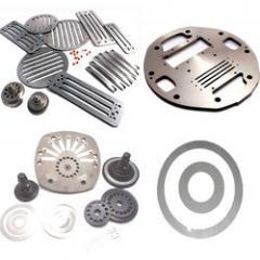 Valve Parts For Compressor