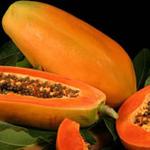 Papaya pulp