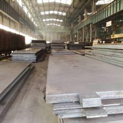 High Tensile Steel Plates For Overhead Cranes