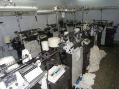 Glove Knitting Machines