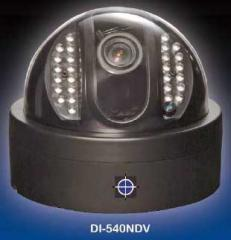 Vandal Resistant Day and Night Dome Camera