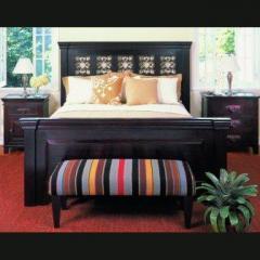 Sheesham Hardwood Bed (Shb 01)