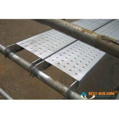 Galvanised Steel Plank