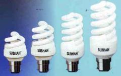 CFL Spiral Lamp