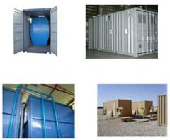 Containerized Sewage Treatment Ozone Generator