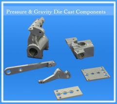 Pressure & Graviry Die Cast Components