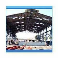 Factory Shed Structure