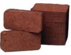 Cocopeat Briquettes