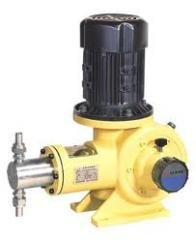 High Pressure Application Metering and Dosing