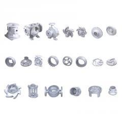 Process Pump Parts
