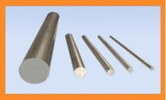 Pure Tungsten Rods & Plates