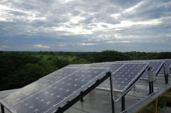 4KWP Solar power plant