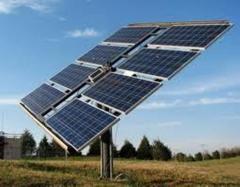 Solar power plant WP Plant