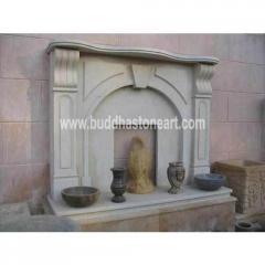 Ethnic Fireplace
