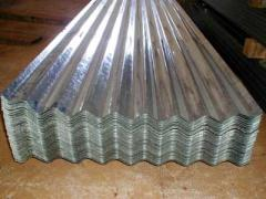 Hot Dipped Galvanized Corrugated Sheets