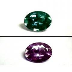 Alexanderite stones