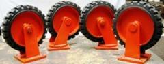 Heavy Duty Castor Tyre 2