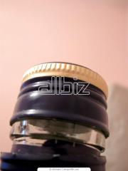 Aluminium pp Caps