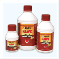 Brake Fluid - Hawk Dot 3