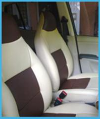 Leather seat cover Saddle