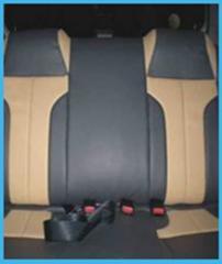 Automotive leather seat cover Saddle